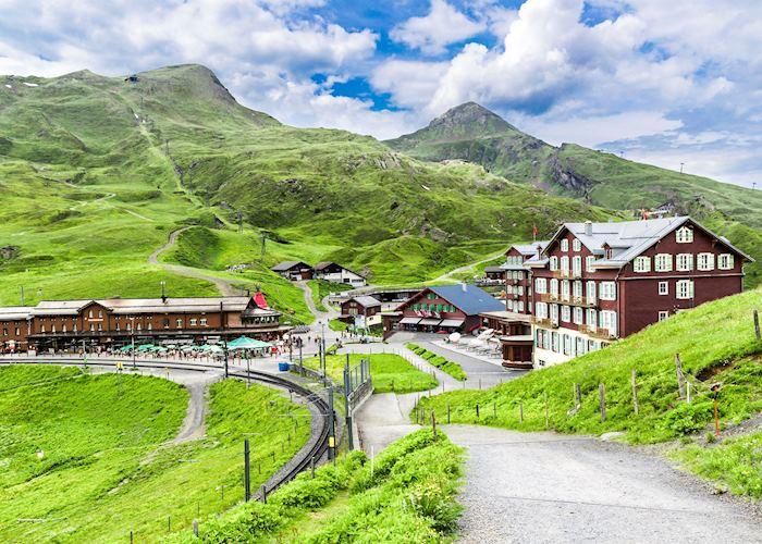 Kleine Scheidegg, Jungfraujoch