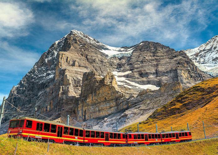 Jungfraujoch — The 'Top of Europe'