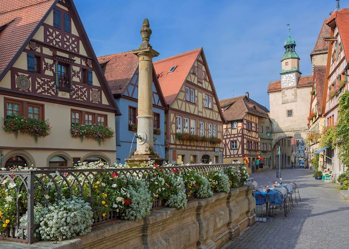 Rothenburg city