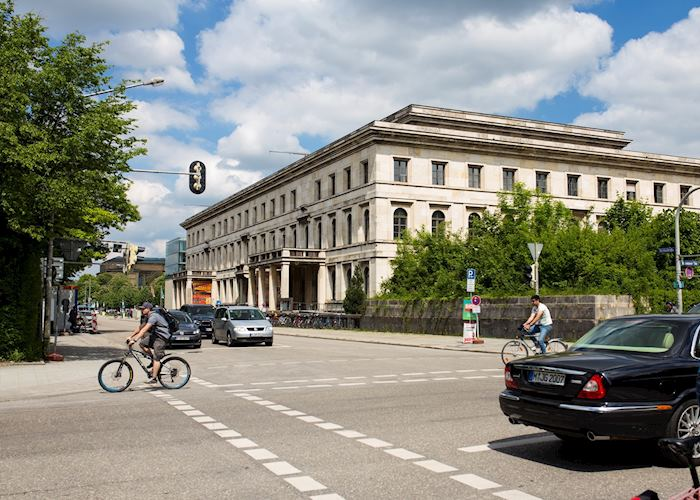 Munich WWII Residence Building