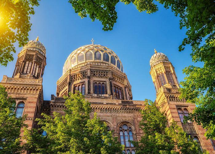 Berlin synagogue