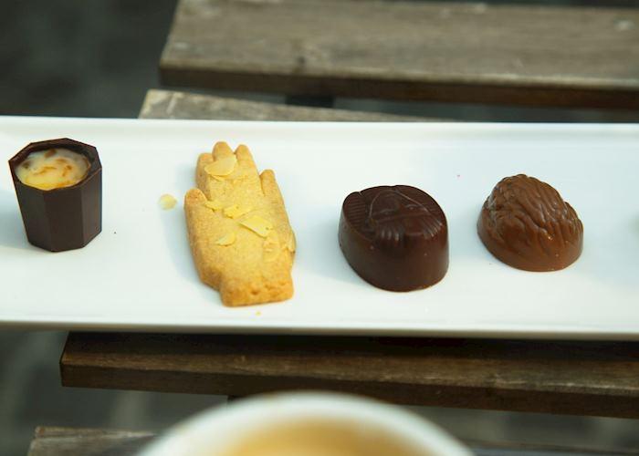 Belgian candies, Antwerp