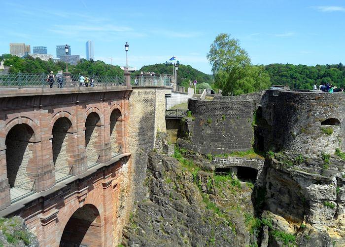 Casemates du Bock, Luxembourg City