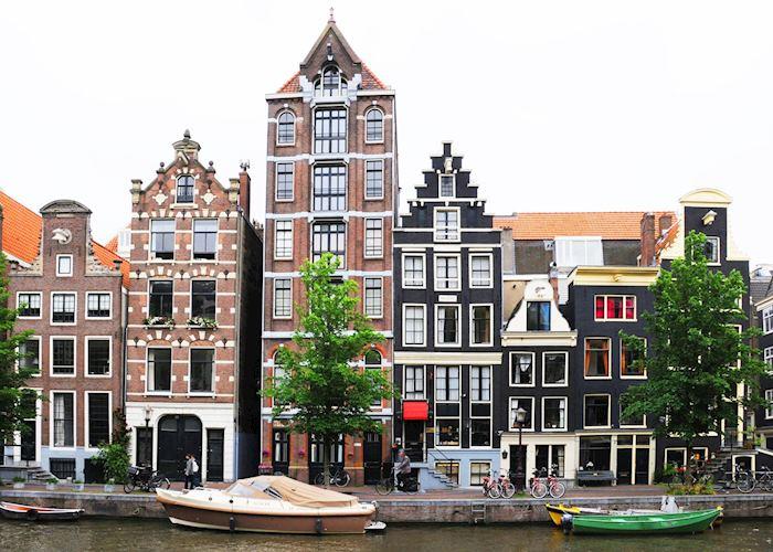 Anne Frank tour, Amsterdam