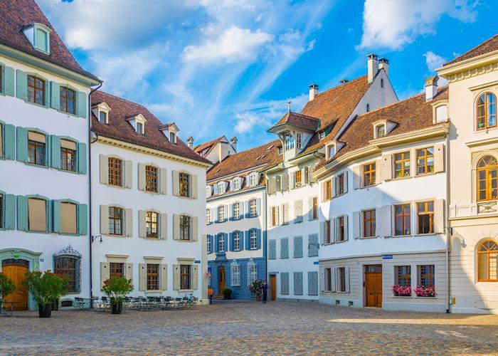 Munsterplatz, Basel