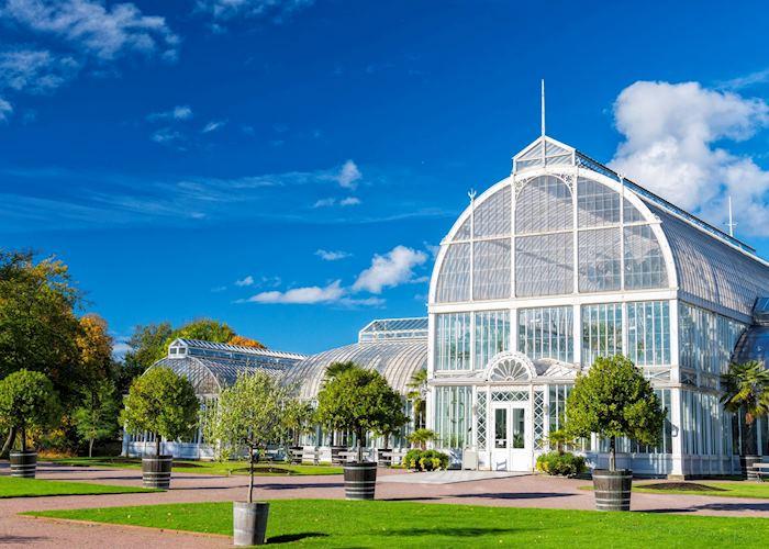 Greenhouse at Tradgardsforeningen