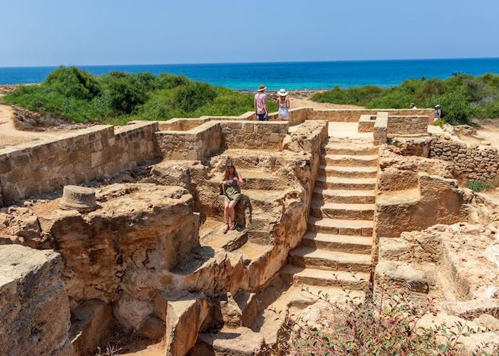 The Tomb of the Kings, Paphos
