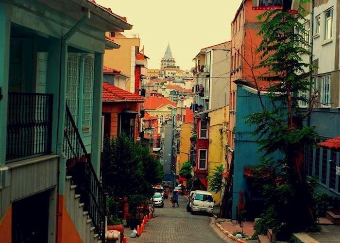 Cukurcuma district, Istanbul