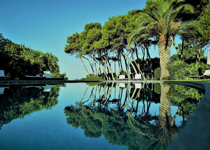 Pool, Hotel Cala Caterina