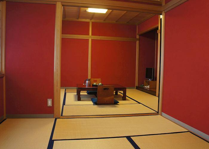 Sumiyoshiya Guest room