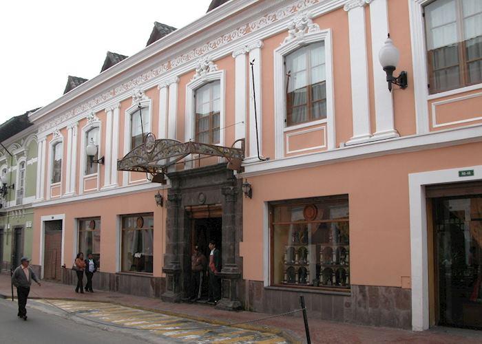 Patio Andaluz, Quito