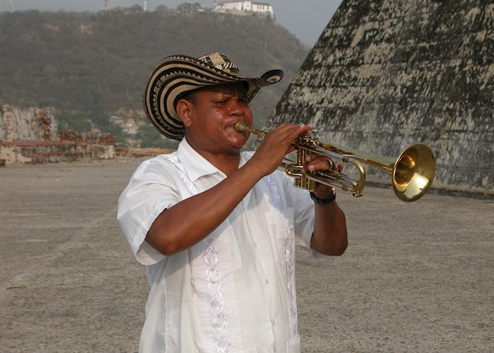 Trumpeteer, Cartagena de Indias
