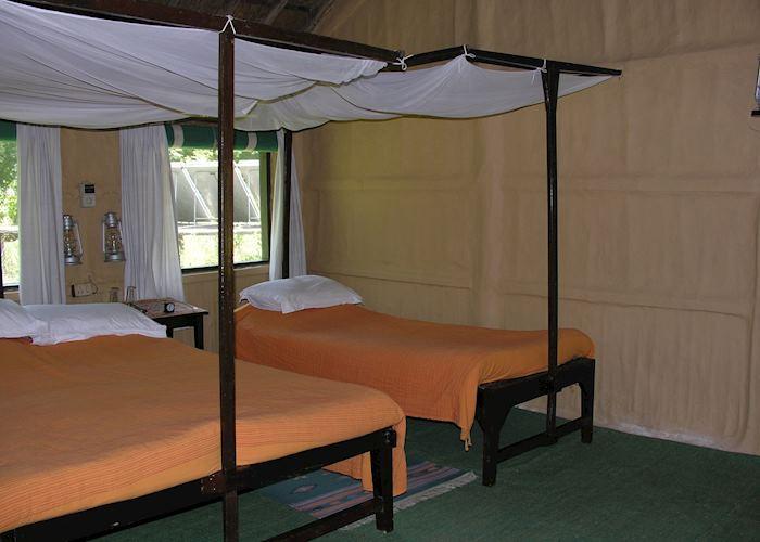 Standard room, Karnali Lodge, Bardia