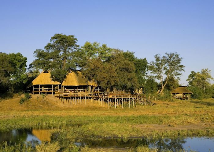 Savuti Camp, Linyanti Wetlands