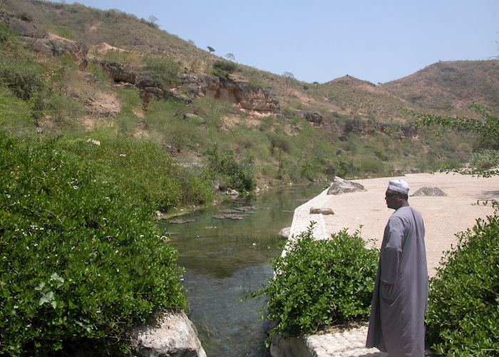 Ayn Razzaq, near Salalah