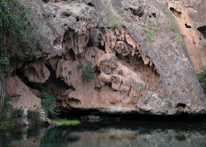 Ayn Sahlanout, near Salalah