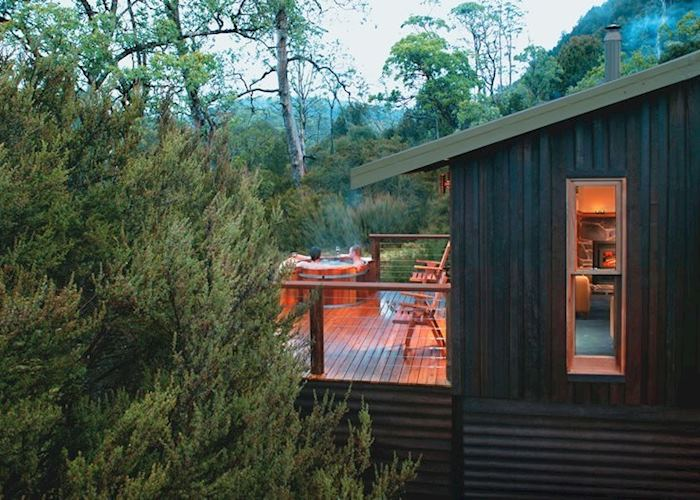 King Billy Suite, Cradle Mountain Lodge, Cradle Mountain