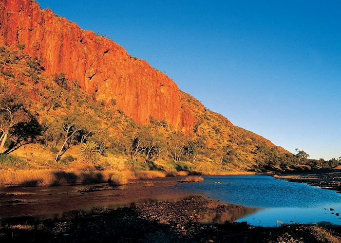 Glen Helen Gorge, West MacDonnell Ranges, The Red Centre