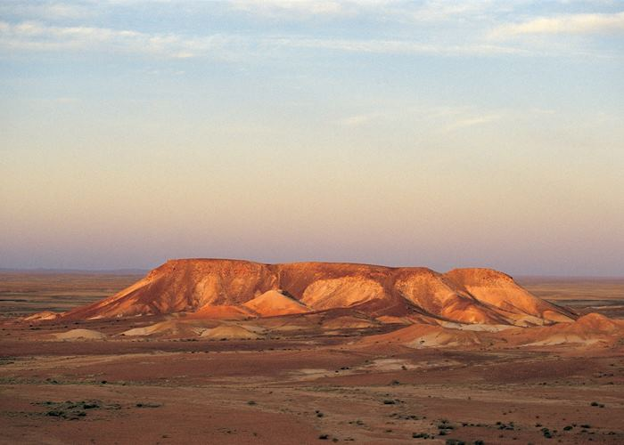 The Painted Desert, Coober Pedy