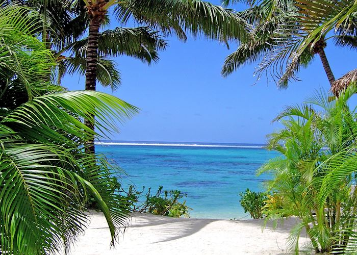 Rarotonga, the Cook Islands