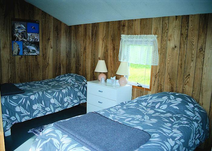 Guest Room, Bathurst Inlet Lodge