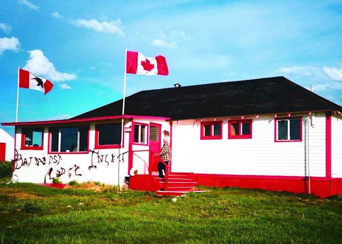 Bathurst Inlet Lodge