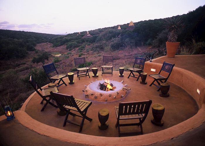 Boma, Amakhala Safari Lodge