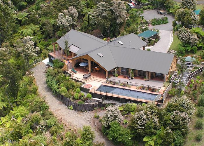 Colleith Lodge, Coromandel Peninsula