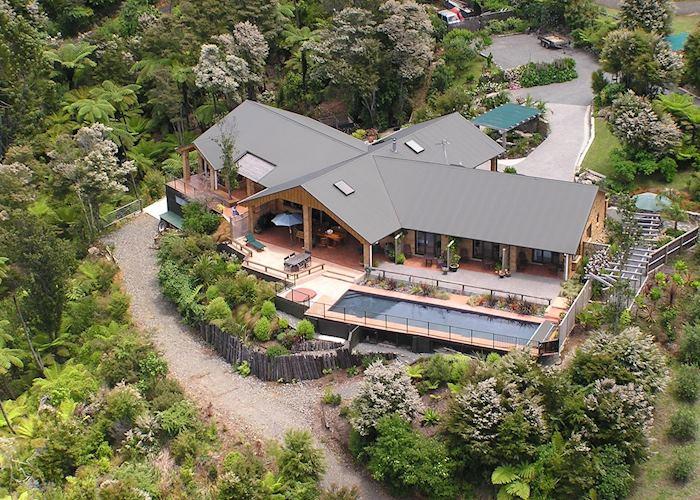 Colleith Lodge, Coromandel Peninsula
