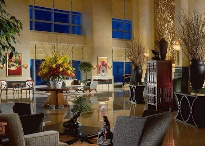 Lobby, Four Seasons Hotel