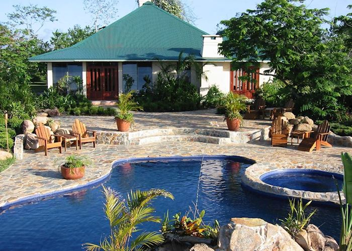 Hidden Valley Inn, Belize