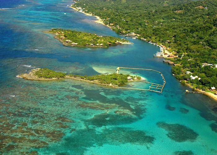 Anthonys Key Resort, Roatan Island