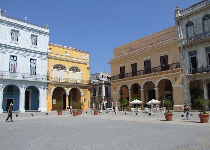 Plaza Vieja, Havana Vieja