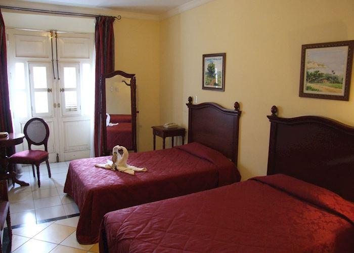 Standard room, La Union Hotel, Cienfuegos