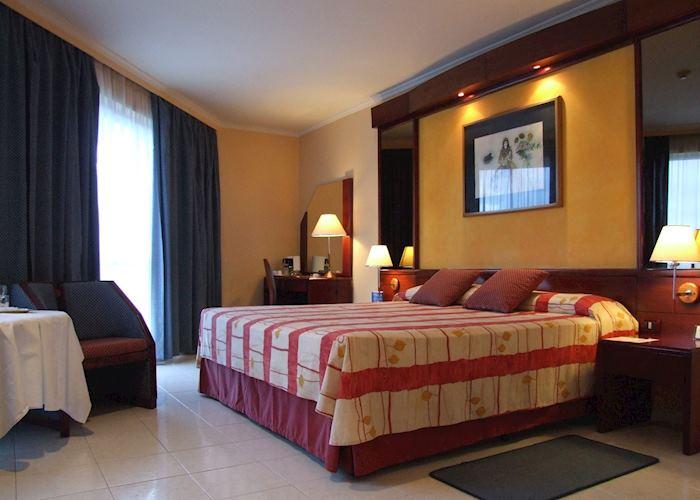 Junior Suite, Melia Santiago de Cuba