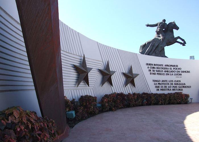 Monument to Antonio Maceo, Santiago de Cuba