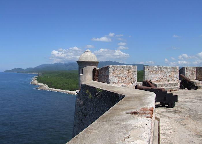 El Castillo del Morro, Santiago de Cuba