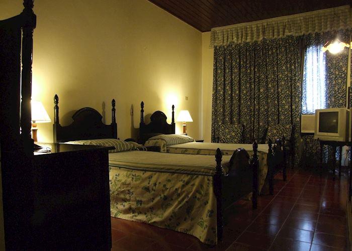 Standard room, Hotel El Castillo, Baracoa