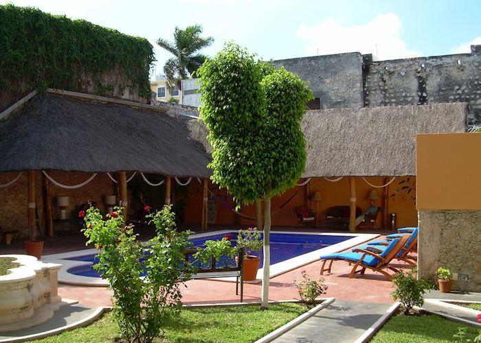 Hotel Casa Lucia, Merida