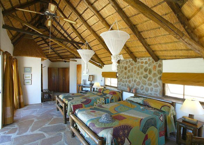 Huab Lodge, Damaraland
