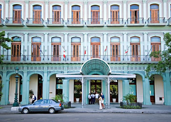 Saratoga Hotel, Havana