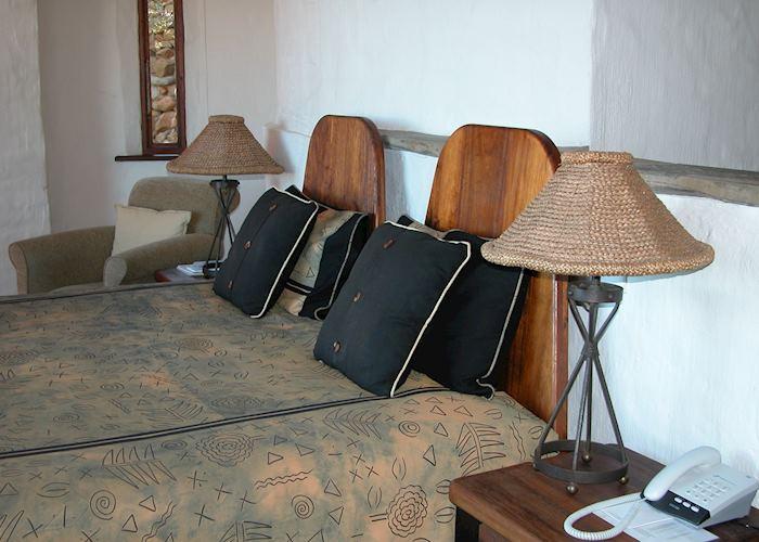 Deluxe room, Isandlwana Lodge