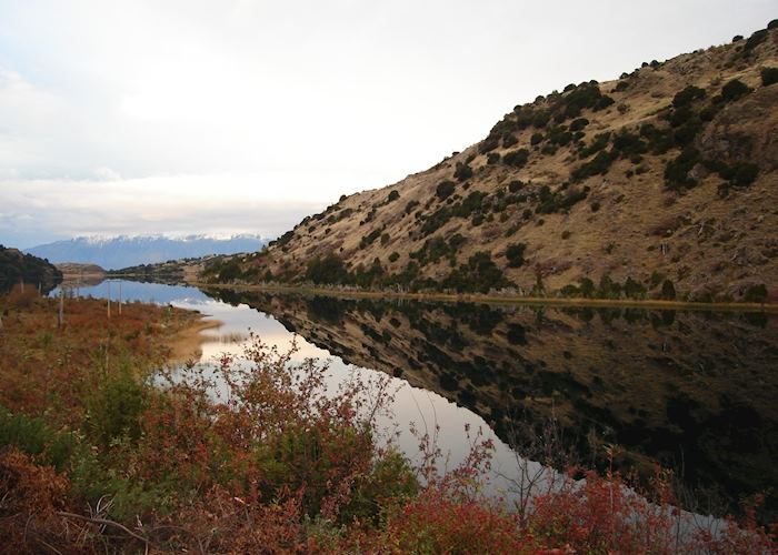 Mallin Colorado, Chile