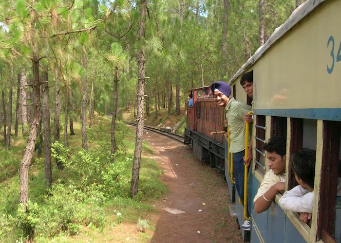 Toy Train to Shimla