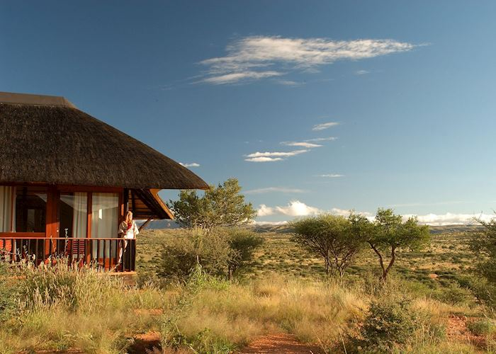 GocheGanas Nature Reserve & Wellness Village, Windhoek