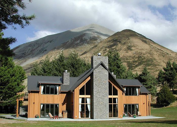 One bedroom mountain chalet suite, Grasmere Lodge, Arthur`s Pass