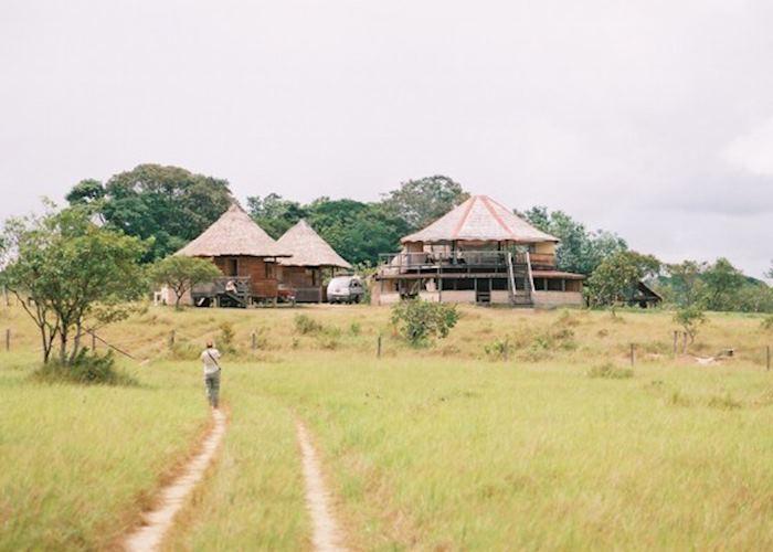 Surama Eco Lodge, Surama