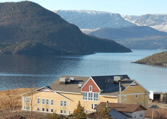 Neddies Harbour Inn, Gros Morne National Park