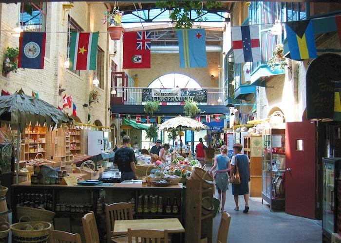 Forks Market, Winnipeg