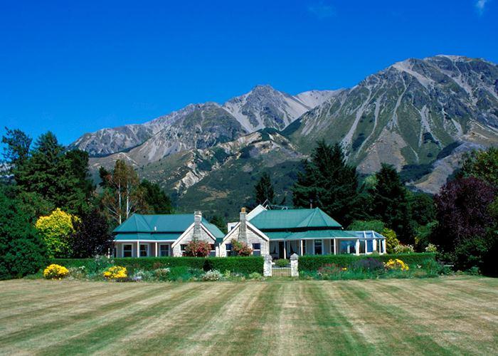 Grasmere Lodge, Arthur`s Pass